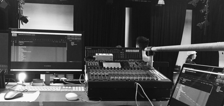 Desk Setup - Richard III